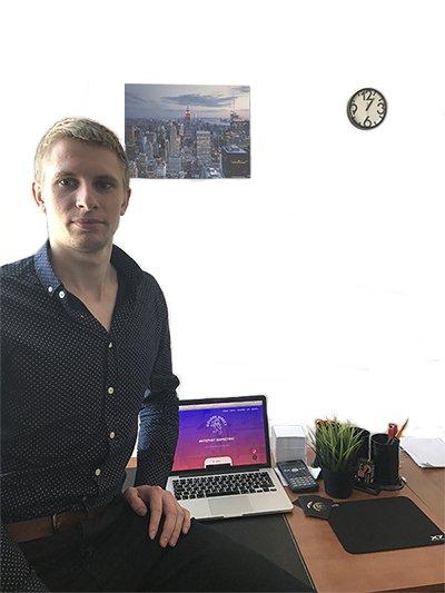 Артем Андреев - коммерческий директор