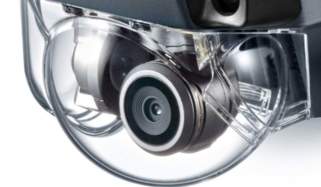 DJI Mavic Pro Platinum камера