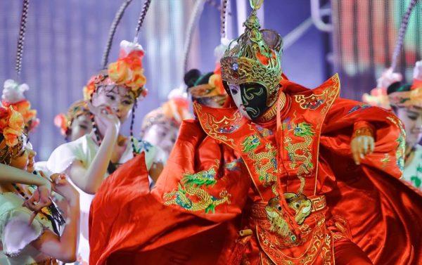 поверья в китае