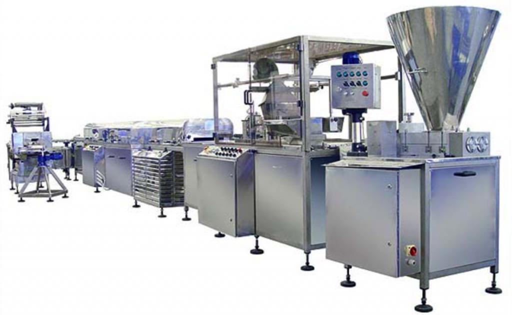 Оборудование для пищевого производства китай