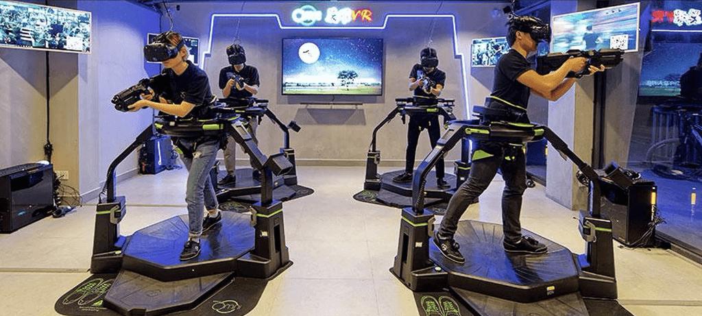 VR платформы