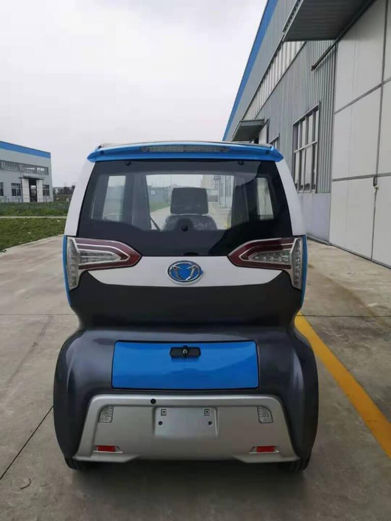 электроавтомобиль из китая