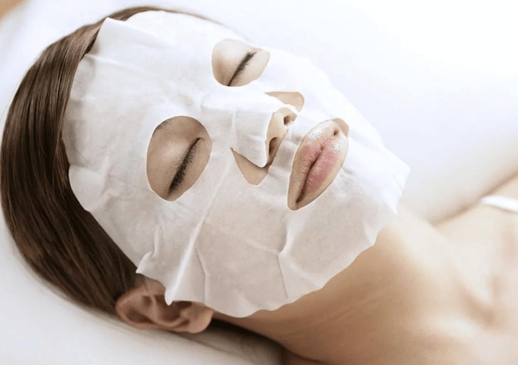 уходовые маски для лица