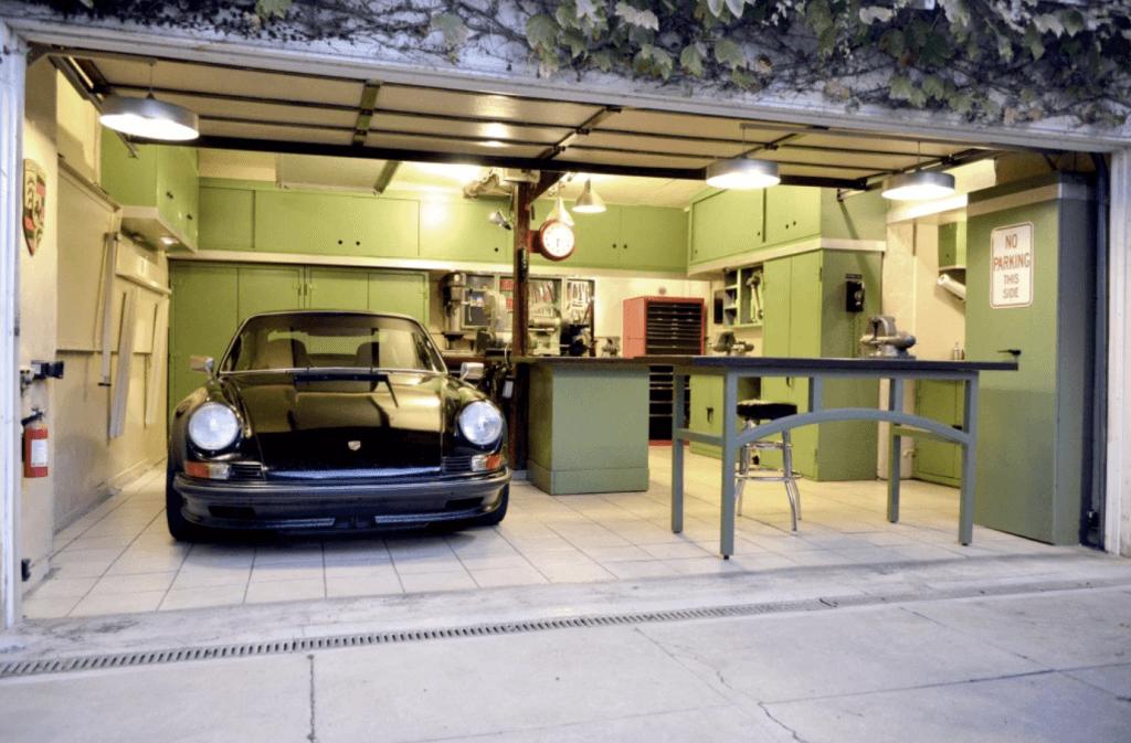Как подготовить гараж