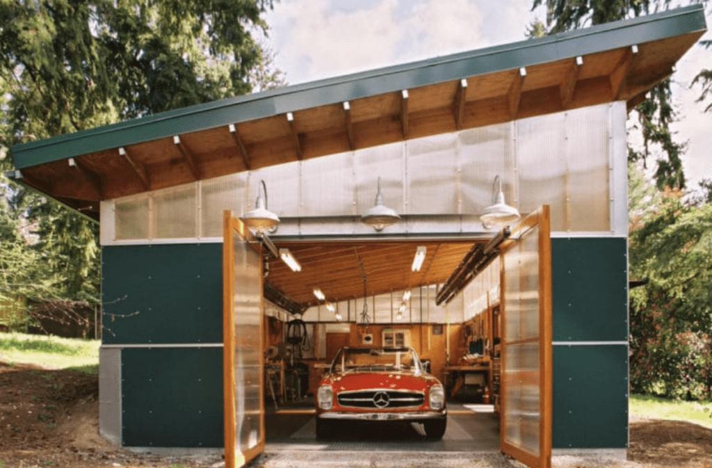 Сдача гаража в наем